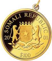 یکی از سکههای گلدکوئست